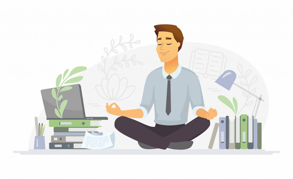 Office Meditation
