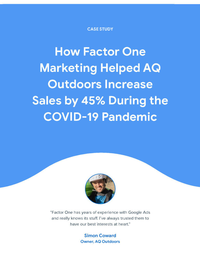 AQ Outdoors Case Study
